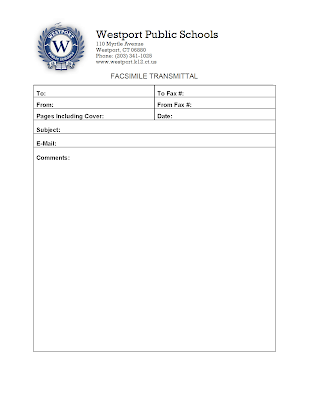 Blank Cover Page